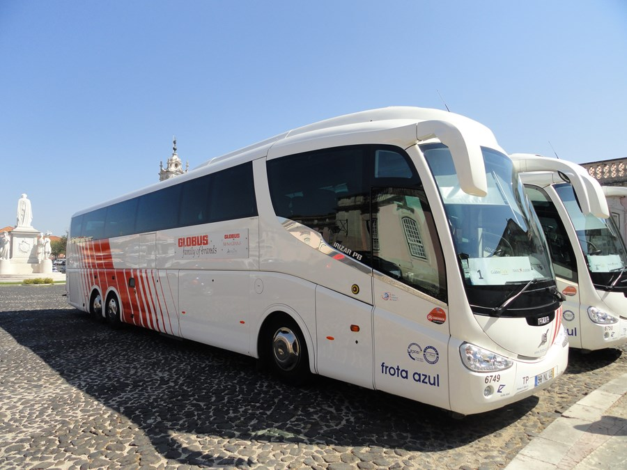 Beautiful Globus Motorcoach