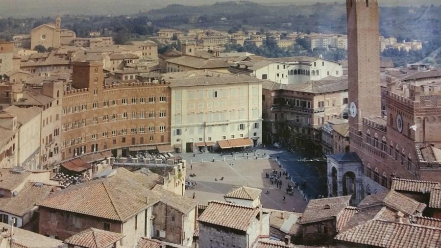 Piazza del Campo - Siena (Tuscany)