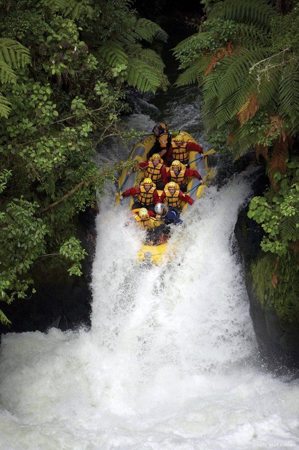 rapids are fun.
