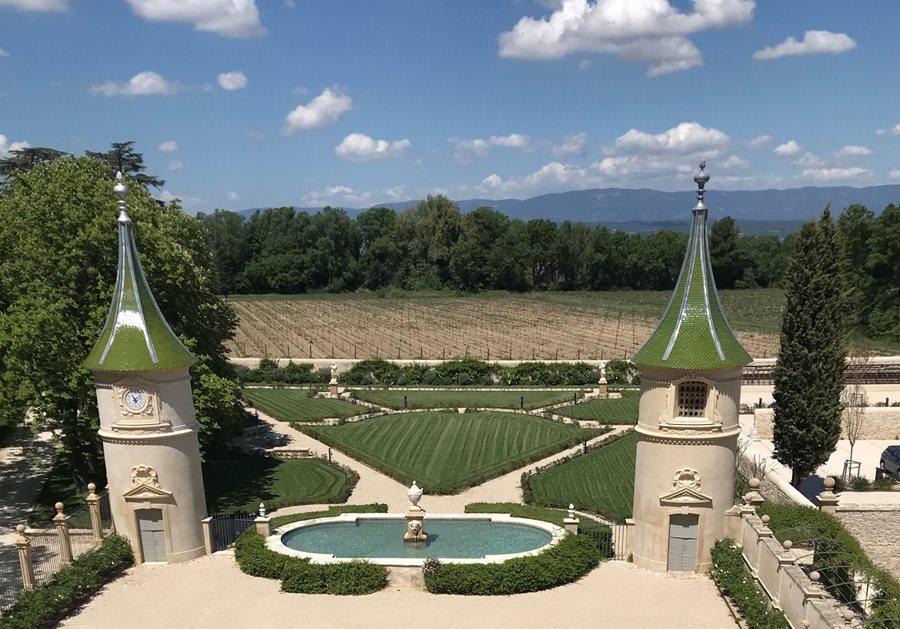Chateau Fonscolombe