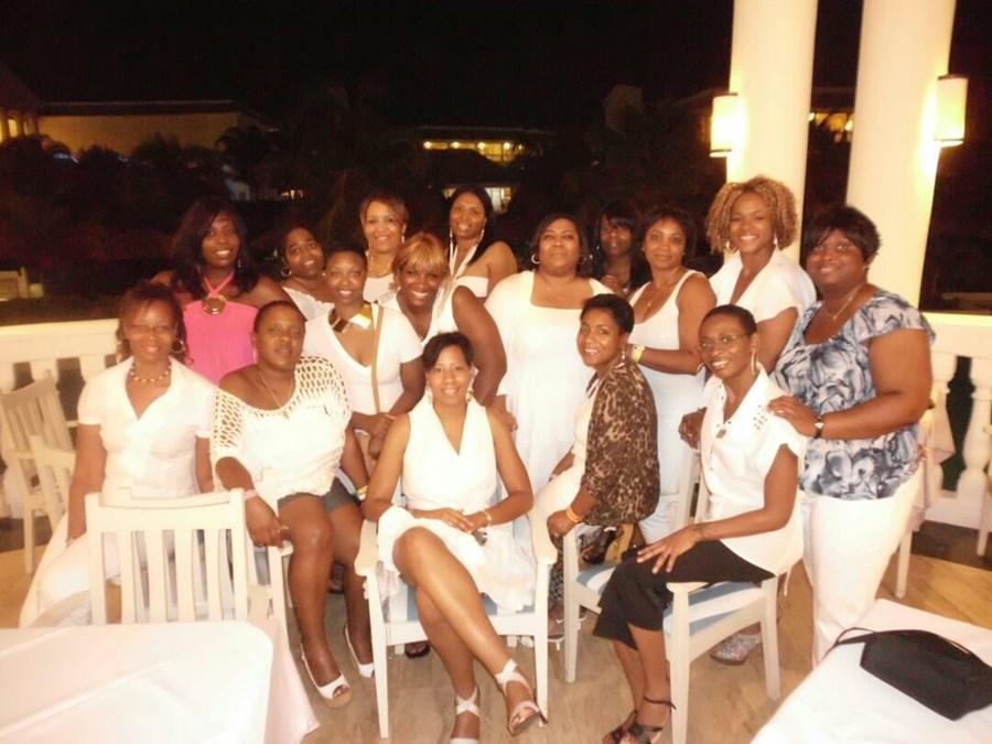 Girls Trip !!  Jamaica