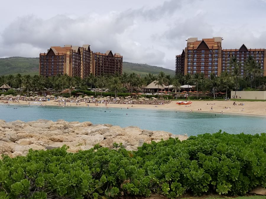 Aulani Resort in Ko Olina