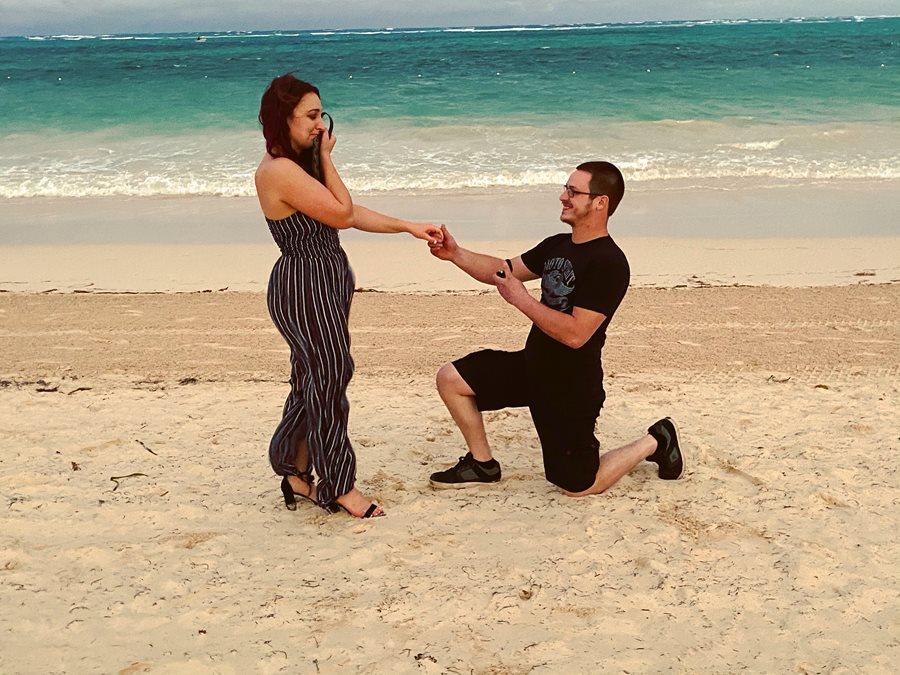 Congratulations Amanda and David!