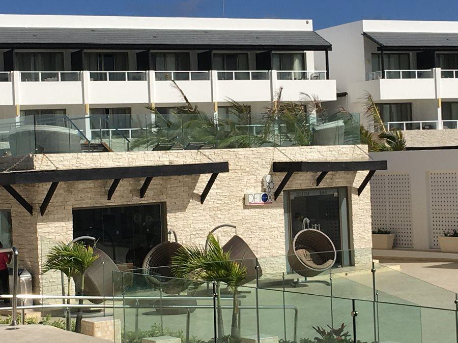 Chic hotel in Punta Cana