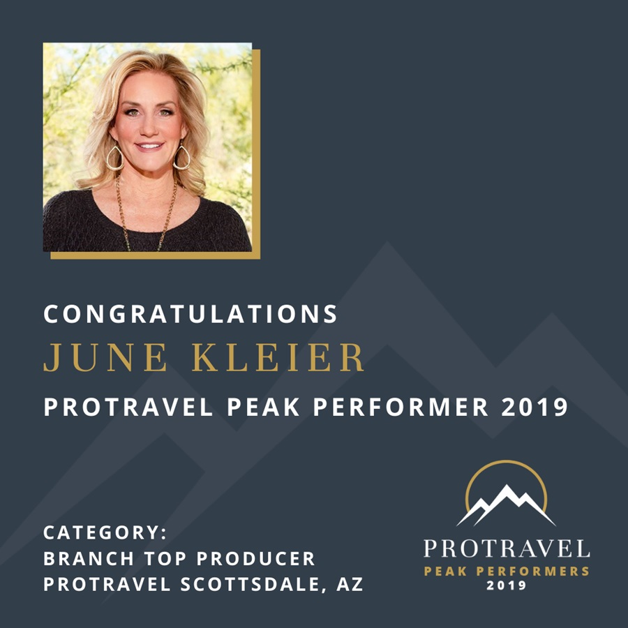 Peak Performer; Branch Top Producer (2018 - 2019)