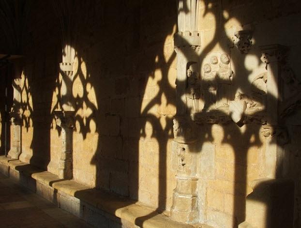 An Abbey in France