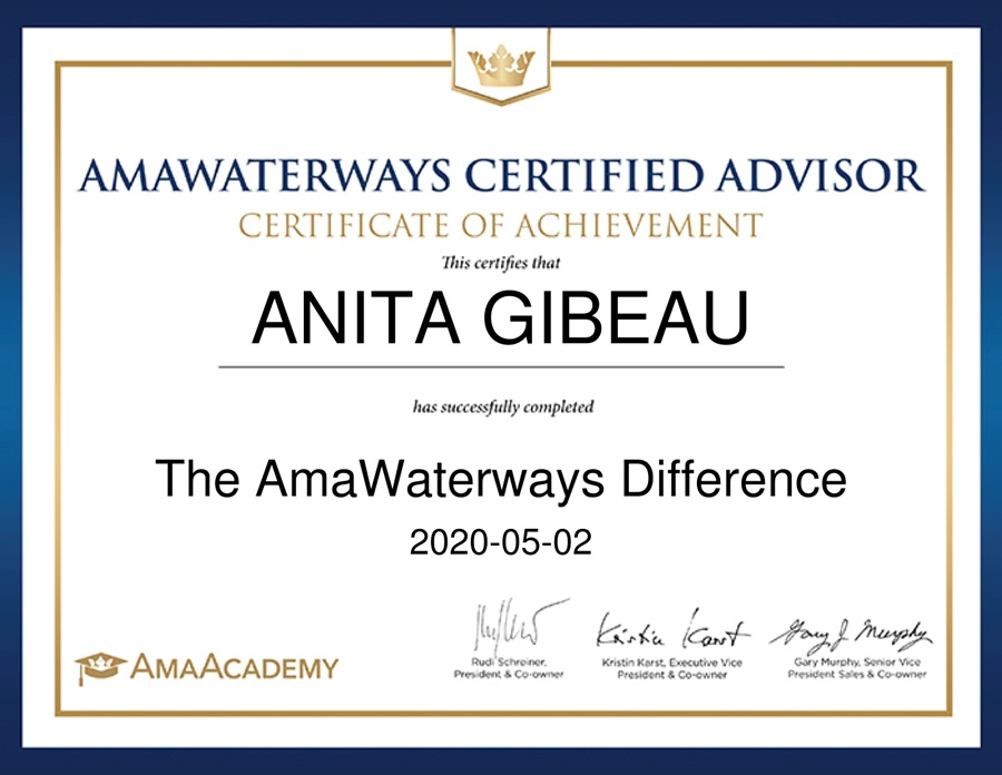 AMA Certified Advisor