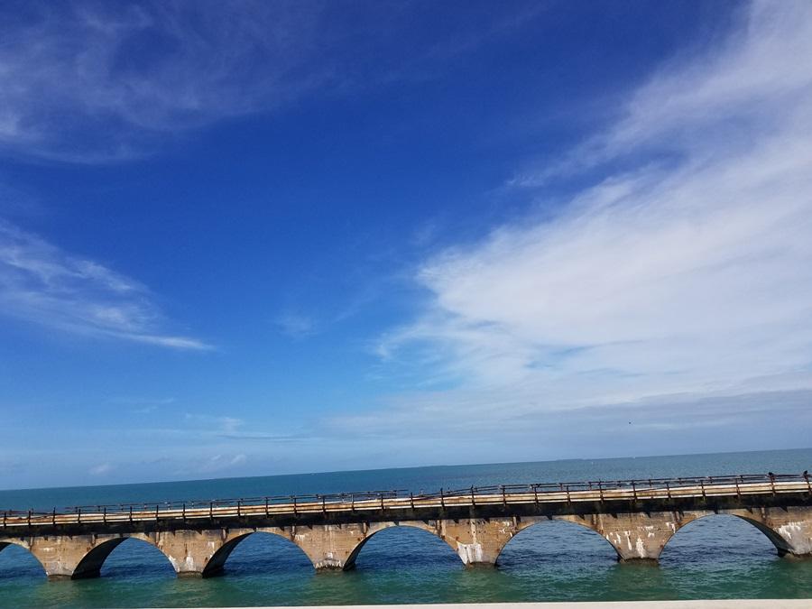 The Florida Keys Overseas Highway