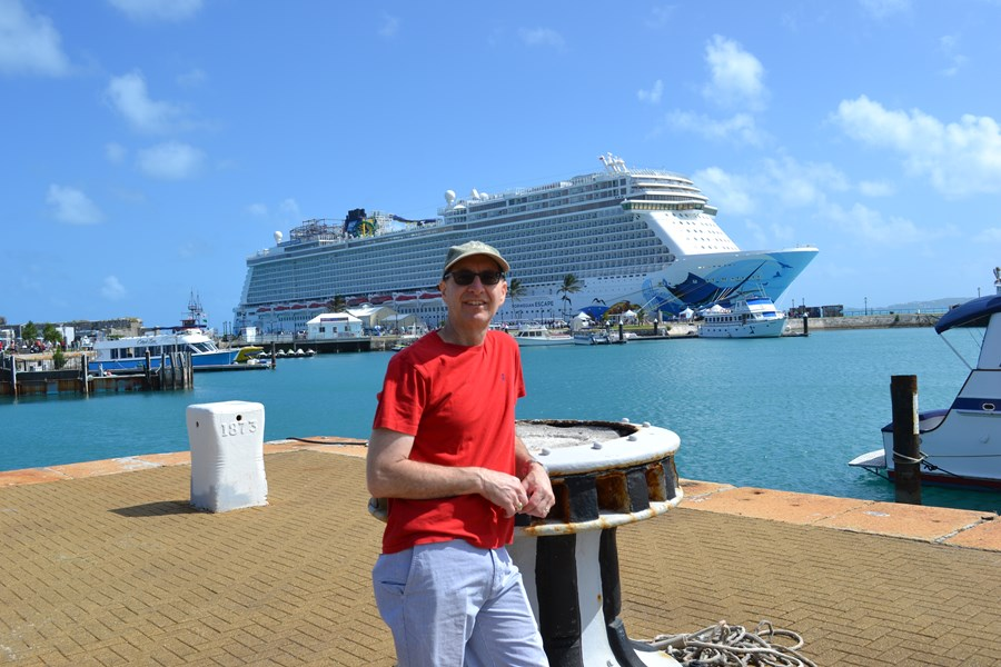 to Bermuda