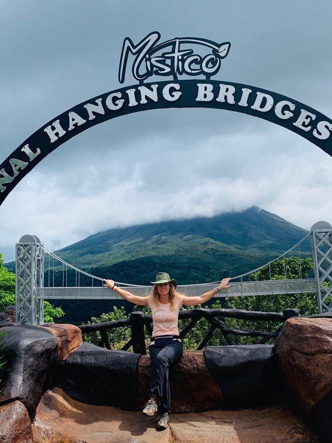 Hanging Bridges - great hiking and wildlife