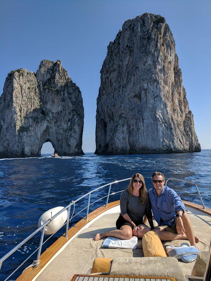 Faraglioni - Capri, Italy