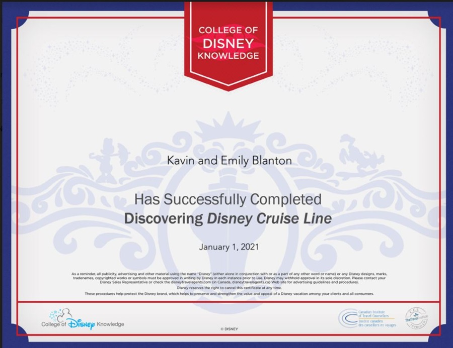 Disney College Knowledge