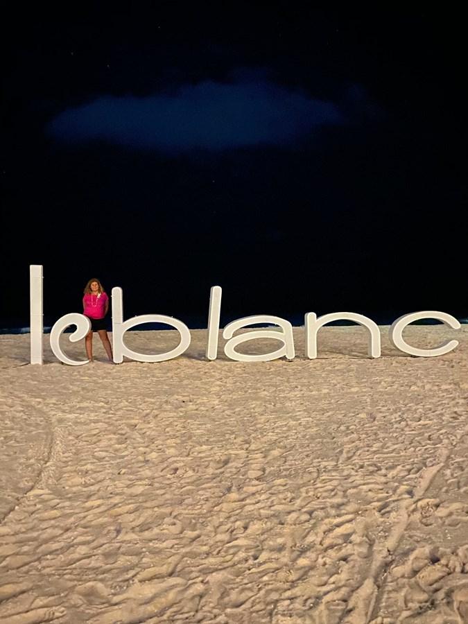Beach at Le Blanc