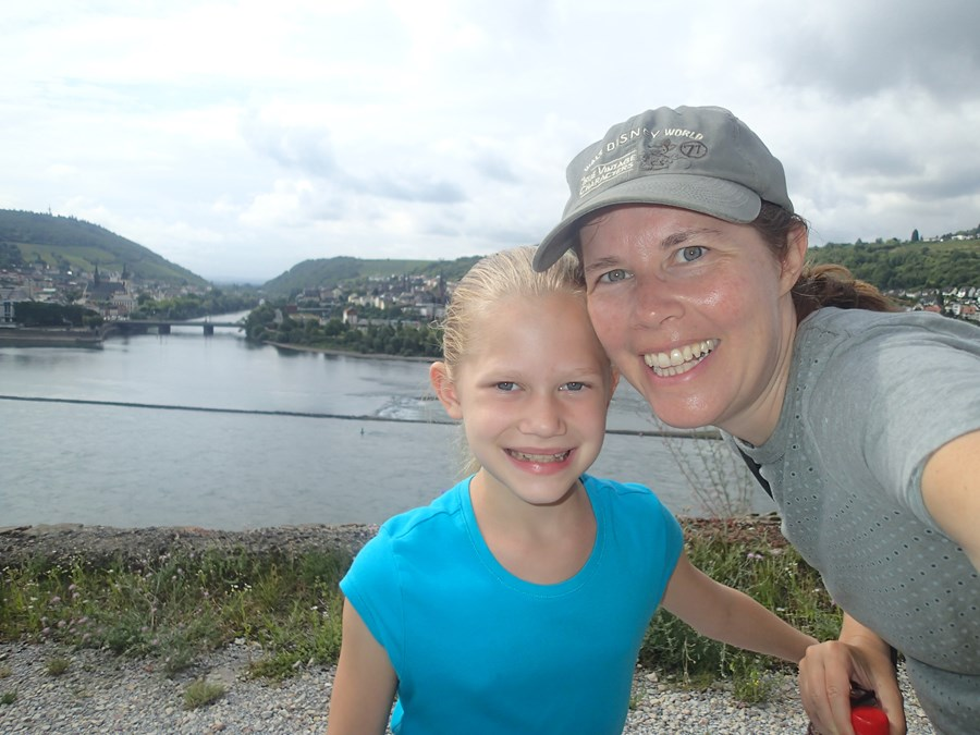 Rhine River Cruise travel agent-castles!!!