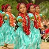 Keiki Hula and Praise Dancers