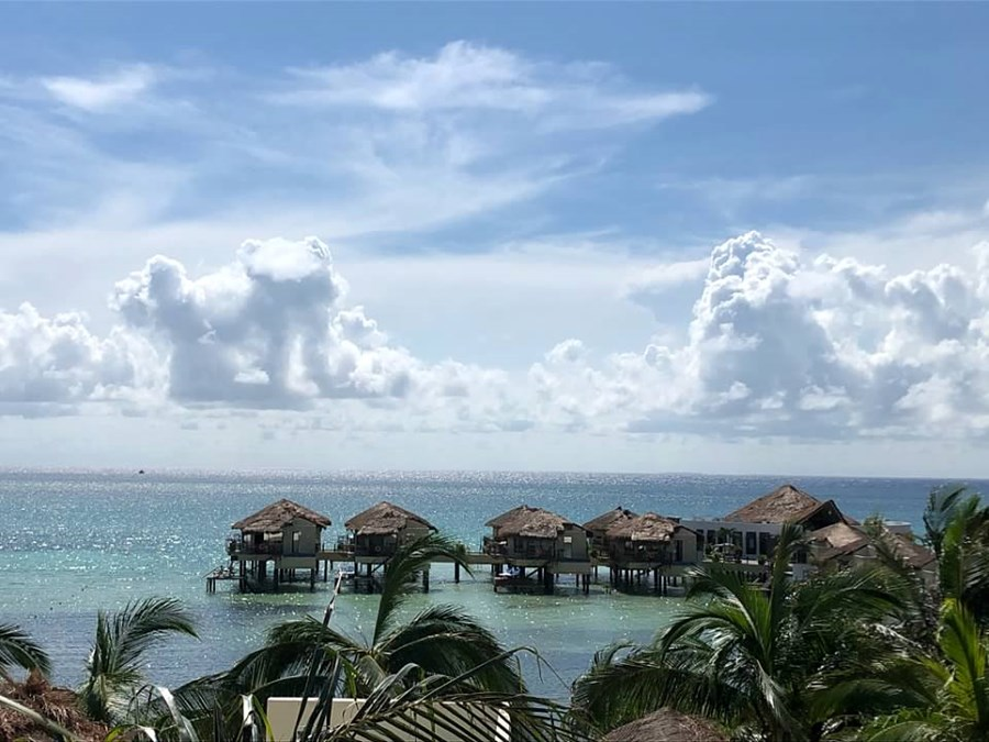 Over the Water Bungalows