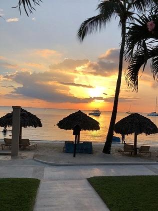 Sunsets of Jamaica