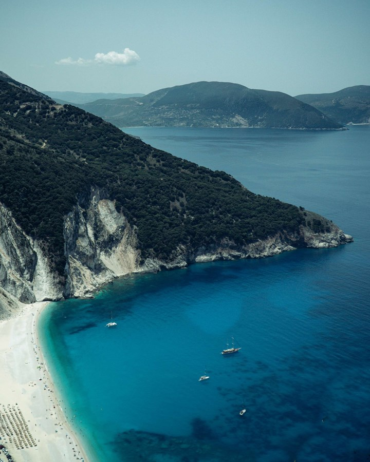 One of the most exotic Greek islands