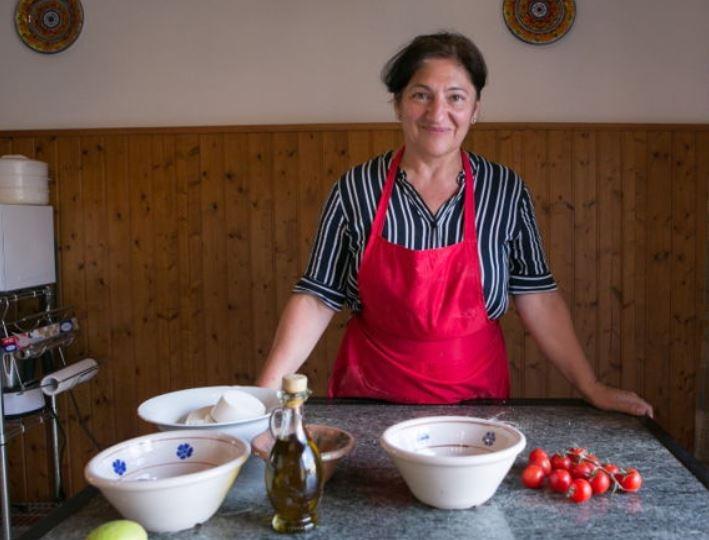 Cook Dinner with an Italian Nonn!
