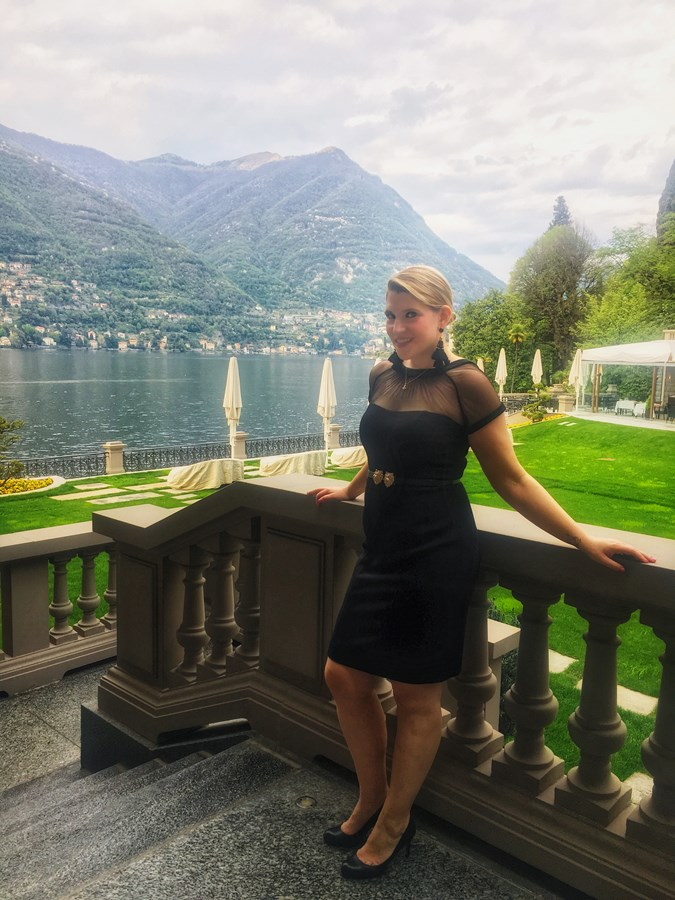 Lake Como is a dream