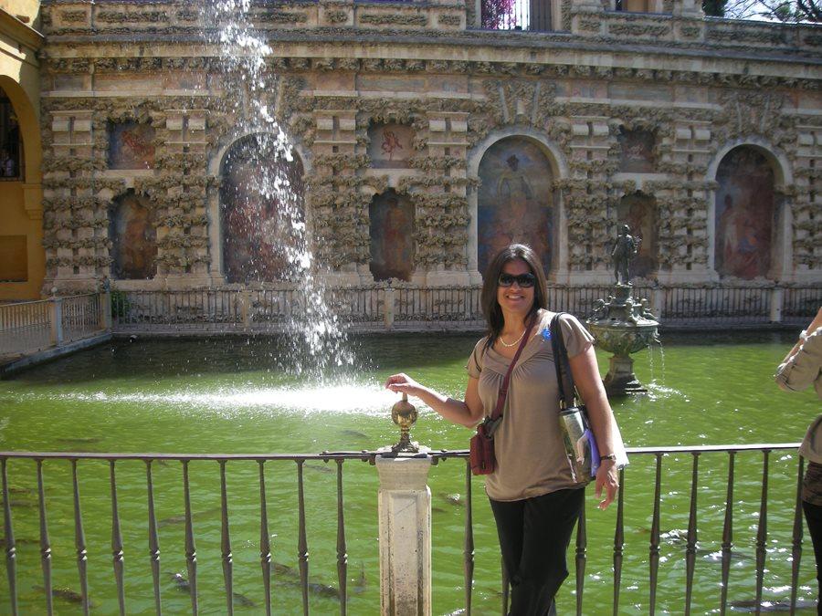 Royal Alcazar, Seville