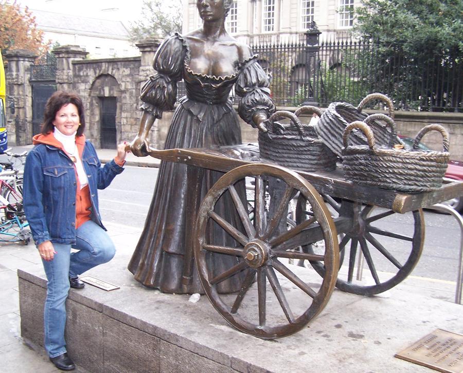 Dublin--Molly Malone