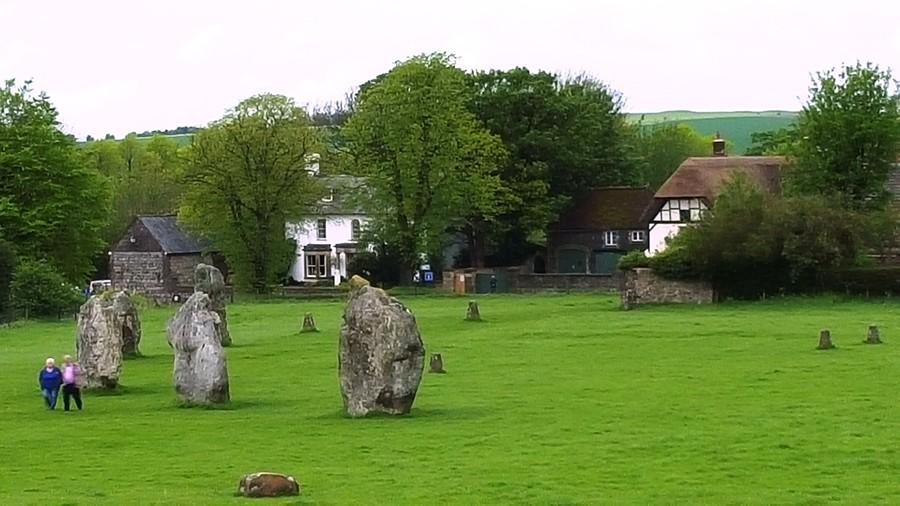 Avebury Stone Circle and Grounds