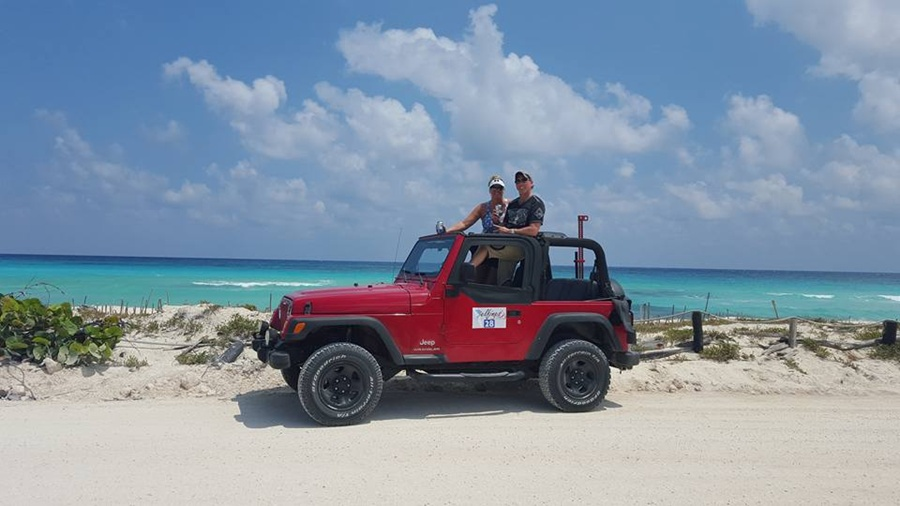 Jeep Tour in Cozumel
