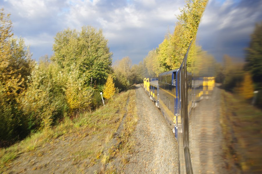 Anchorage Rail Road