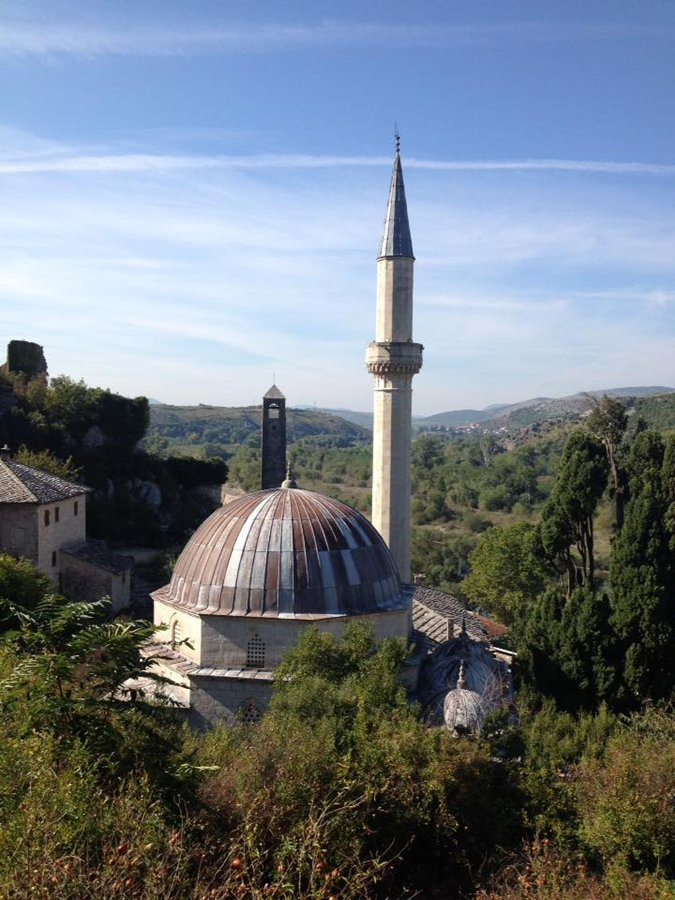 Mosque in Bosnia