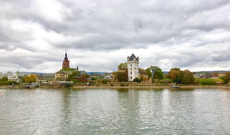 Rhine Gorge Koblez