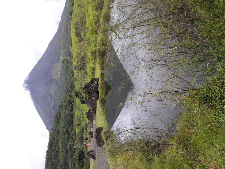 Volcano Hike, Arenal Volcano