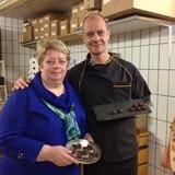 At Innovative Chocolates - Switzerland