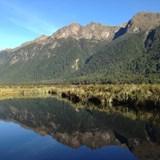 Mirror Lake- enroute to Milford Sound