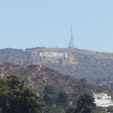 The Hollywood Sign!!!