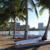 Oahu near Hilton Hawaii Villiage