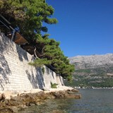 Beautiful Korcula in Croatia
