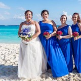 Wedding at Riu Yucatan, Riviera Maya