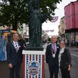Lady Liberty in Kilarney