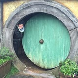 Welcome to my home at Hobbiton.