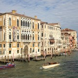 Palazzo on the Grand Canal in Venice