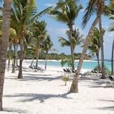 Akumal Beach south of Playa Del Carmen