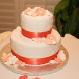 Amanda and Abe's Wedding Cake