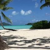 Beach at the Pearl