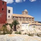 Old Town (Dalt Villa) Ibiza, Spain