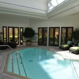 Suite with a private pool