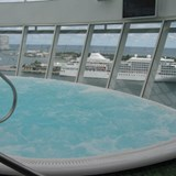 Relax in the Whirlpool Spa