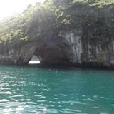 Los Arcos Marine Park in the Banderas Bay