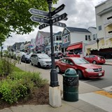 Bar Harbor Maine - our first port of call