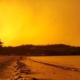 Spectacular Sunset on Hamilton Island, Australia